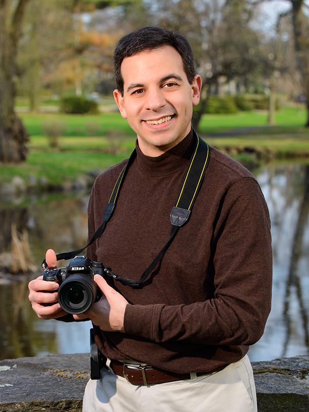 Photo of Photographer Scott Dengrove